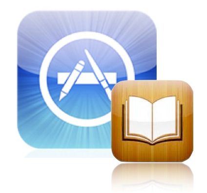 iBooks and App Store Downloads