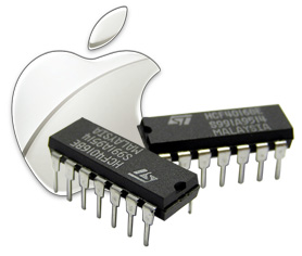 Apple can't break its chip making ties from Samsung yet