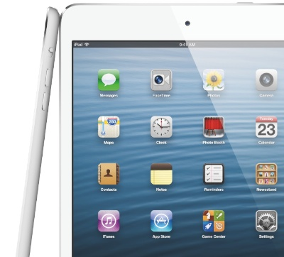 Apple's 4th gen iPad, now available with 128GB storage