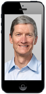 Apple's Tim Cook ranked the most influential in the wireless industry