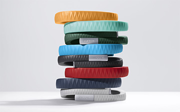 Jawbone redesigned the UP to withstand daily use