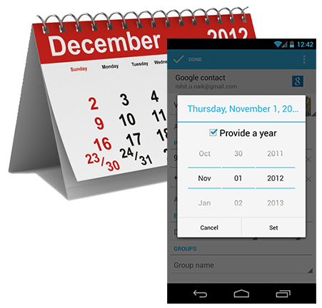 There goes Christmas: Android 4.2 bug skips December