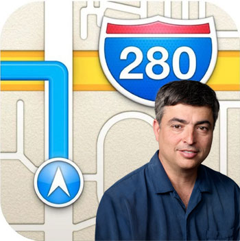 Eddy Cue & Apple Maps