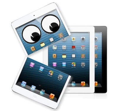 iPad mini Cannibalizing iPad Sales