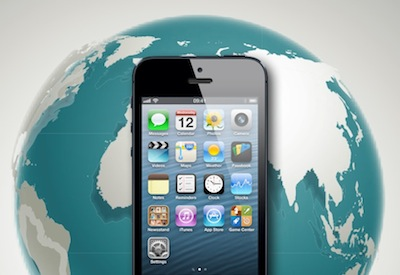 iPhone 5 Launch 50 Countries December