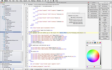 BBEdit 10.5 adds Retina Display support and much more
