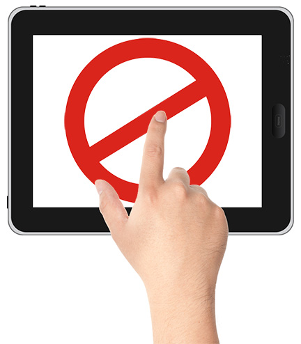 Patent Office says Apple touch screen patent is invalid