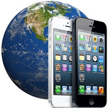 Apple owns 26.7% of the LTE market worldwide
