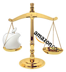 Apple vs. Amazon