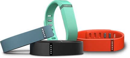 Flex: Fitbit's New Wristband Health Tracker
