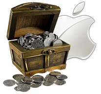 Investor wants Apple to share more money
