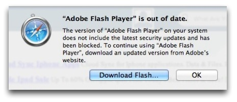 Adobe released an out-of-cycle Flash update to block malware attacks
