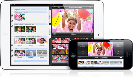 iMovie for iOS update improves iPhoto image import support