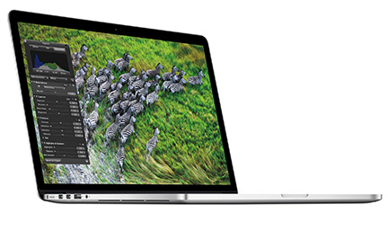 Retina MacBook Pro gets a speed bump and a price cut