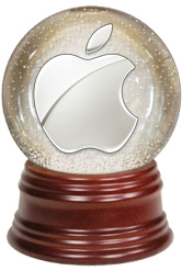 Clarity in the Apple Crystal Ball