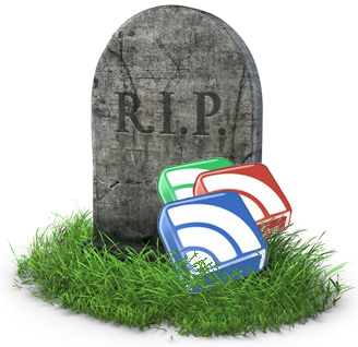 Goodbye RSS: Google kills Reader