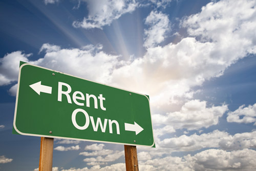 To Rent or Own?