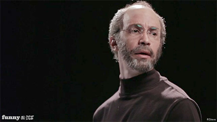Funny or Die's Steve Jobs Parody Now Online