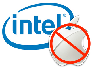 Intel says no Apple chip deal in the works
