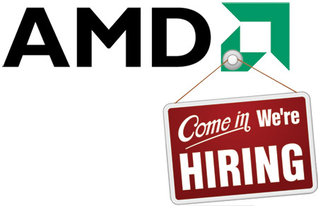 AMD Now Hiring