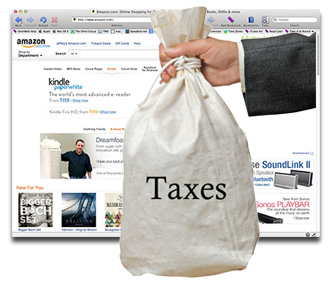 Internet sales tax is probably coming sooner than you think