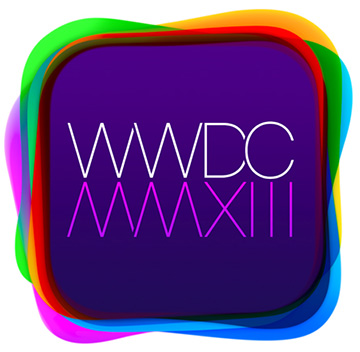 Apple's WWDC 2013 is set for JUne 10 through June 14