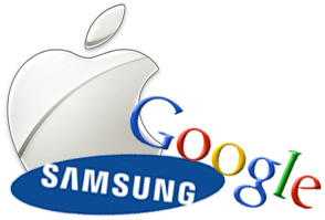 Apple, Samsung, and Google