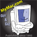 Jeff Gamet on the MyMac Podcast