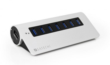 Satechi's Aluminum 7-port USB 3.0 Hub