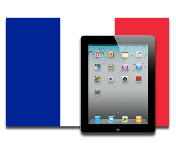 France to Apple: You owe �5 Million in iPad taxes