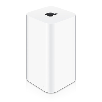 Apple's redesigned AirPort Extreme Basestation
