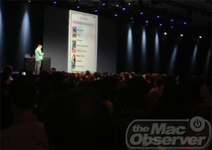 iTunes Radio finally sees the light of day at WWDC 2013