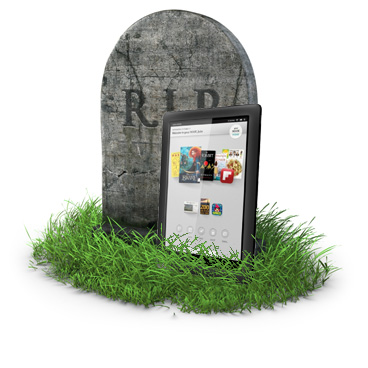 Barnes & Noble's Nook isn't dead yet, but it's getting close