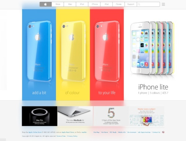 What Apple's Rumored Color iPhones Might Look Like