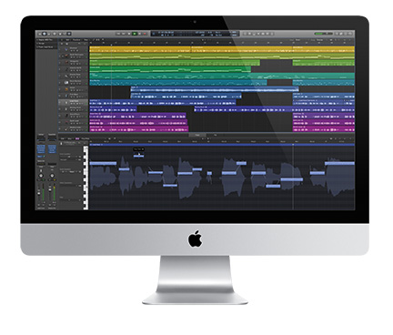 Logic Pro X gets a new interface, more features