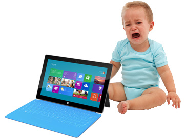 A new lawsuit claims Microsoft misled investors with false Surface tablet sales figures