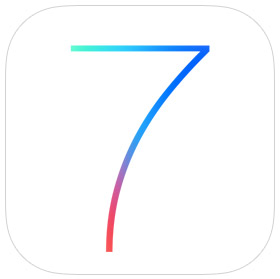 iOS 7 is making its way to an iPhone or iPad near you