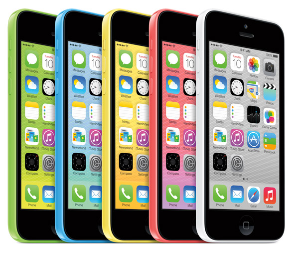 iPhone 5c preorders start at 12:01AM pacific time this Friday