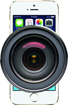 Apple's iPhone 5s camera makes more of its 8 megapixels