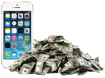 Apple's opening weekend sales for the iPhone 5s and iPhone 5c hit 9 million units