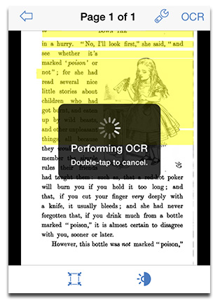 Turn Your iPhone, iPad into an OCR Scanner with PDFpen Scan+