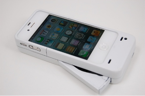 Kickstarter Mipwr Dynamo Case Charges iPhone 5/5s by Hand