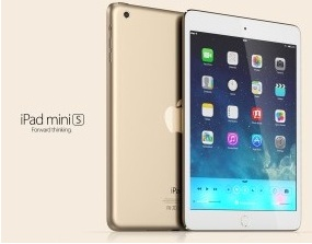 Would You Believe ... a Gold iPad mini?