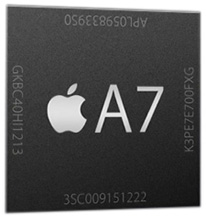 Qualcomm: APple's A7 processor is A-OK