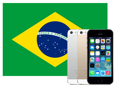 Brazil gives the iPhone 5s and iPhone 5c approval for sale in the country
