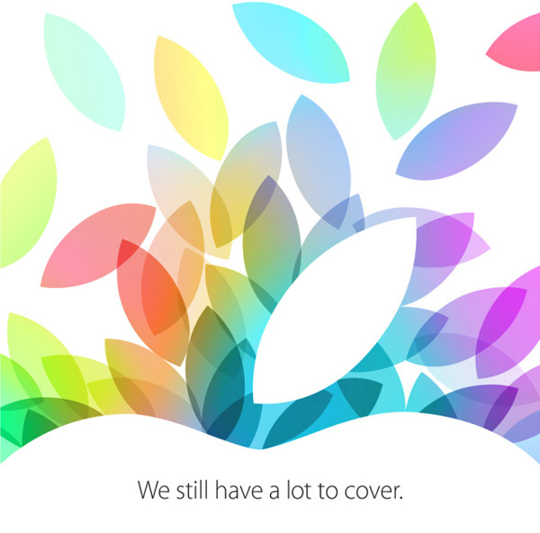 Apple will most likely introduce new iPad models at tomorrow's media event