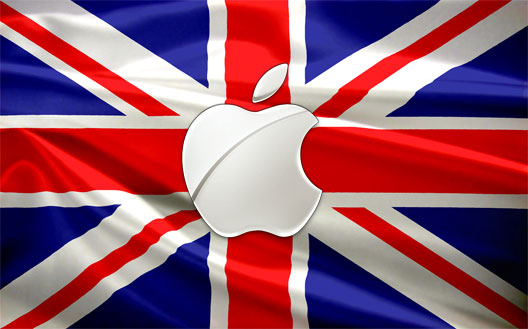 Apple in the UK