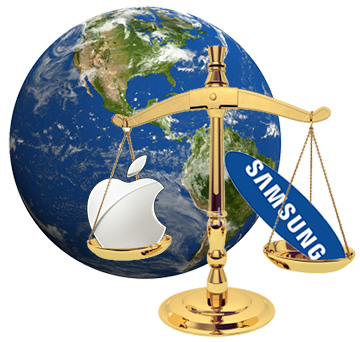 Samsung's new track record: Piss off the courts around the world