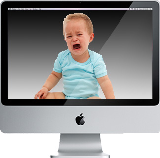 Defective iMac screens pushed one buyer into a class action lawsuit