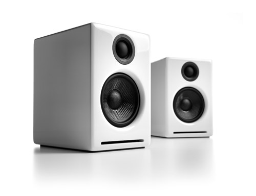 Audioengine Announces A2+ Premium Powered Desktop Speakers